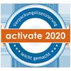 Activate by Reclay Logo für Verpackungslizenzierung